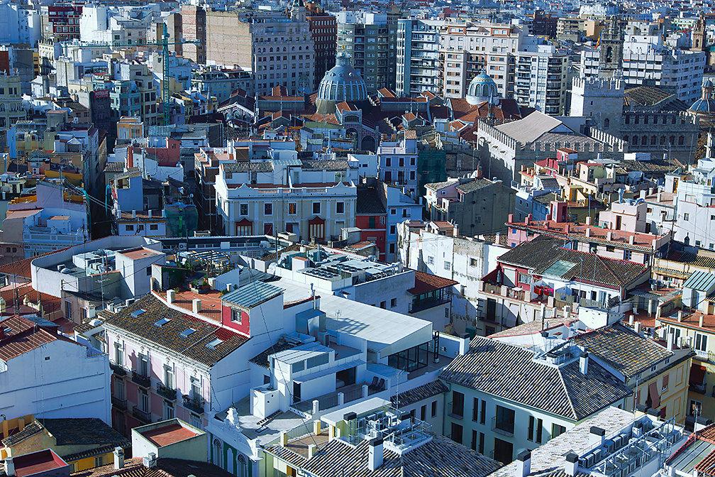 Valencia Rooftops