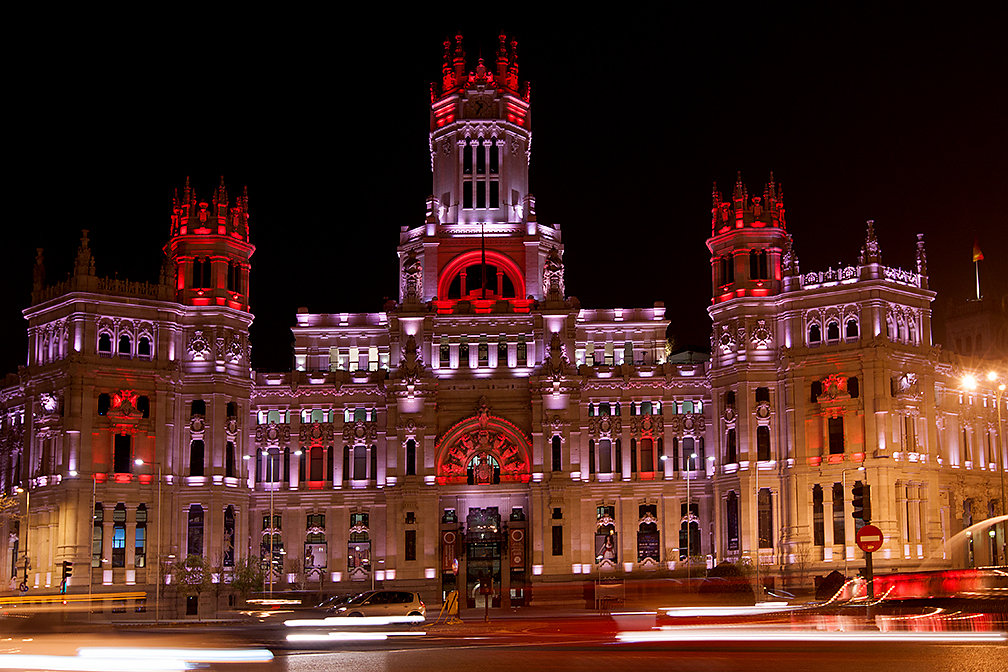 The Old Madrid Post Office