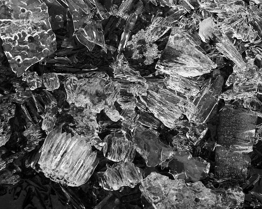 crystals series - detail